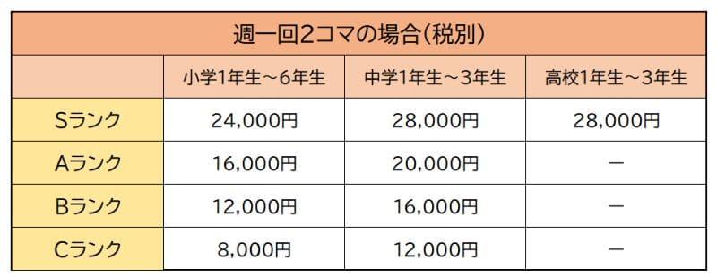 e-LIVEの費用2